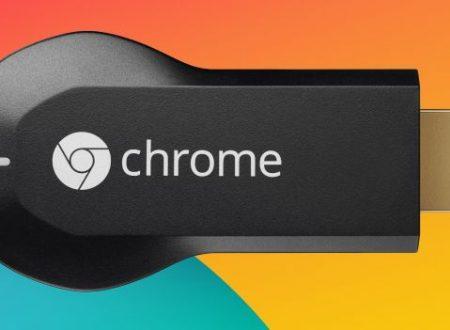 Chromecast: Aggiungi al tuo televisore il supporto DLNA